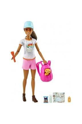 Mattel Games Barbie Wellness Barbie'nin Spa Günü Bebekleri  Yürüyüş Bebeği GRN66