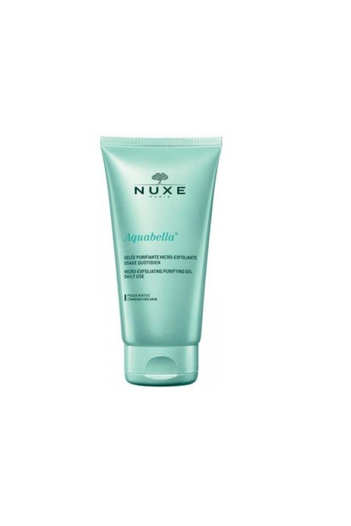 Nuxe Aquabella Micro Exfoliating Purifying Gel Daily Use Arındırıcı 150 Ml 1