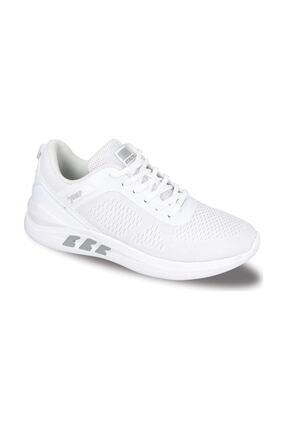 Jump 26226 Beyaz Kadın Spor Ayakkabı