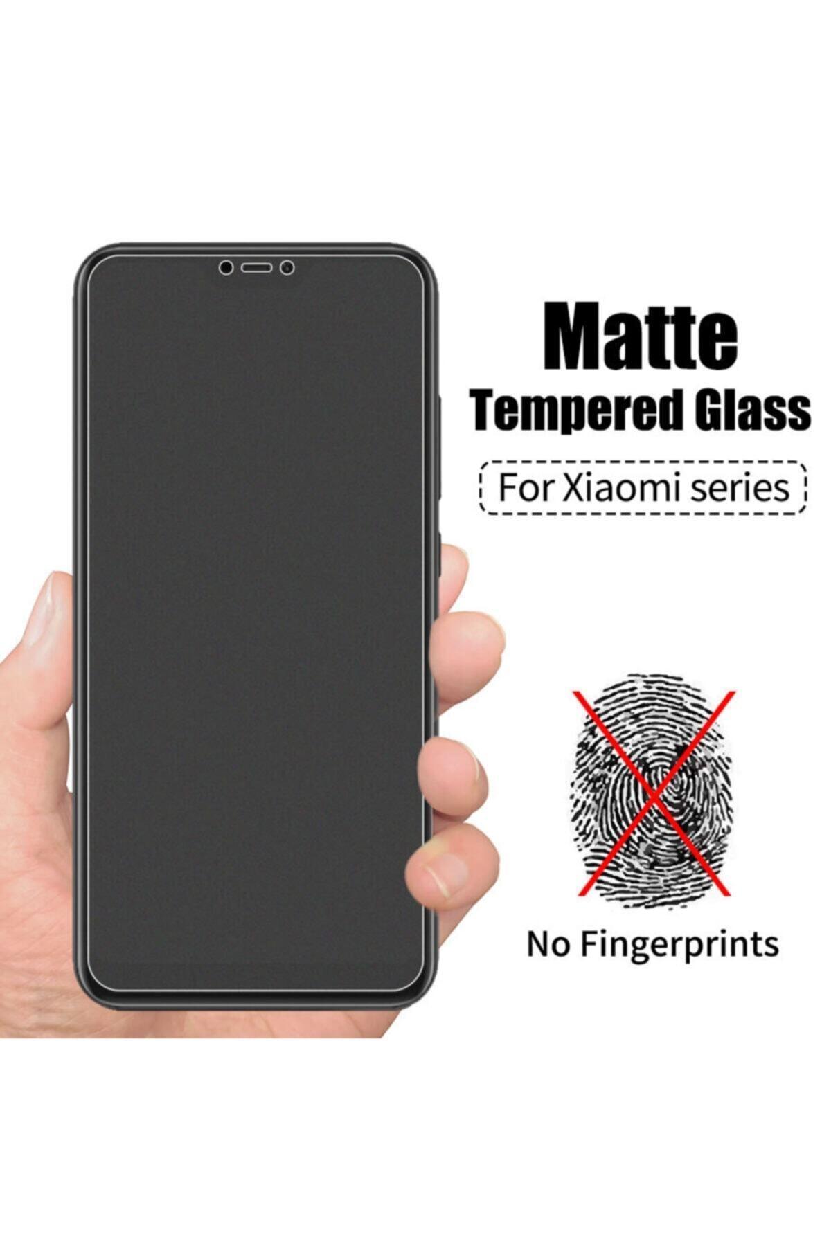 Sunix Samsung Galaxy M51 9d Tam Kaplayan Mat Seramik Cam Ekran Koruyucu 2