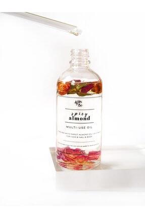 Pelcare Spicy Almond Dry Multiuse Oil