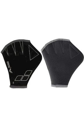 ARENA Aquafıt Gloves El Paleti - Siyah Gri - M