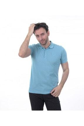 Karaca Erkek Mint Yeşili Slim Fit T-shirt
