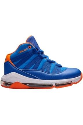 Lescon Junior Bounce-2 Basketbol Ayakkabısı - Saks - 33