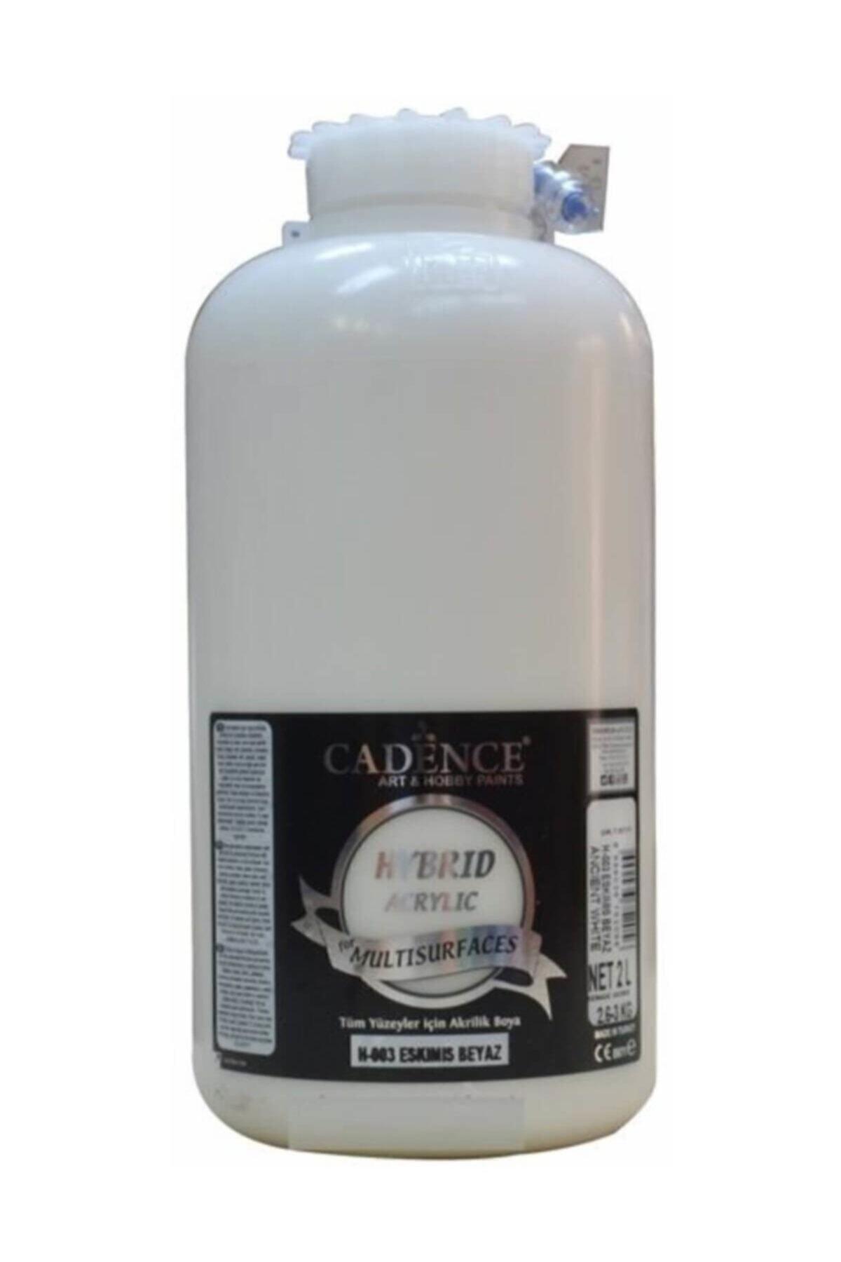 Cadence Hybrid Hibrit Multisurface Boya 2 Lt - H003 Eskimiş Beyaz 1