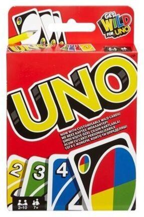 Phigo Uno Çift Deste 112 Kart Uno Oyun Kağıt Aile Oyunu
