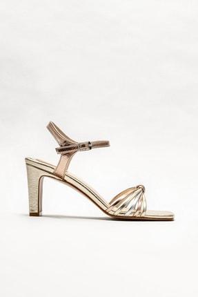 Elle Shoes Topuklu Sandalet