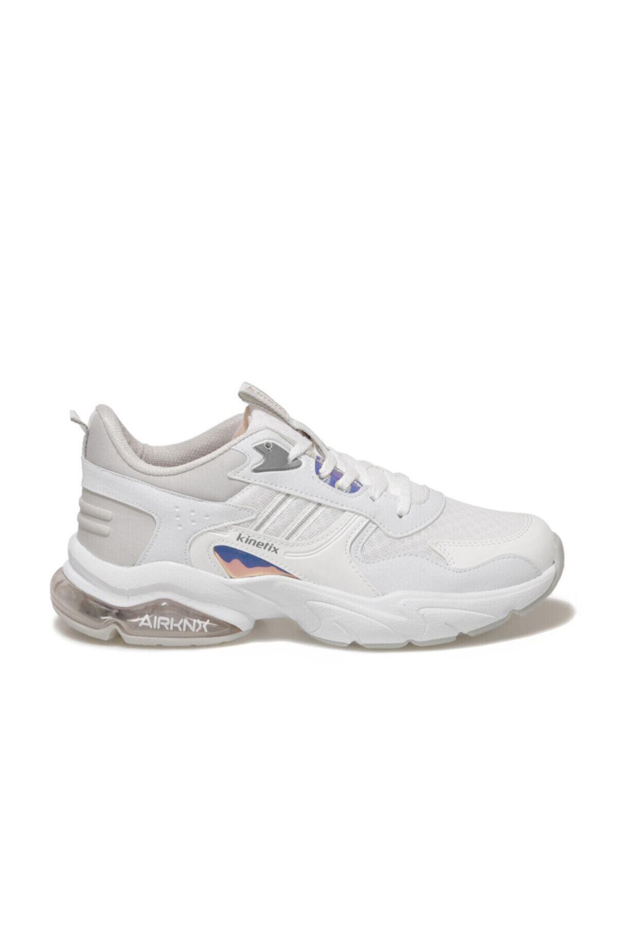 Kinetix FIORA W Beyaz Kadın Koşu Ayakkabısı 100538643 2