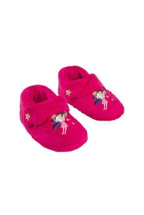 Penti Açık Pembe Kız Çocuk School Fairy Patik Çorap
