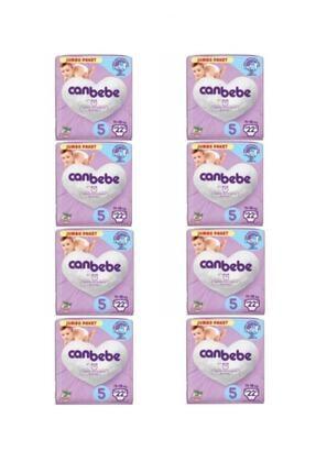 Canbebe Jumbo Paket 5 Numara 22x8