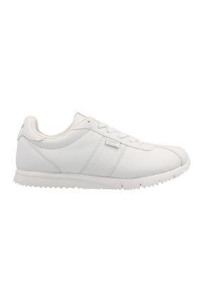 Jump Unisex Beyaz Zenne Günlük Spor Ayakkabı