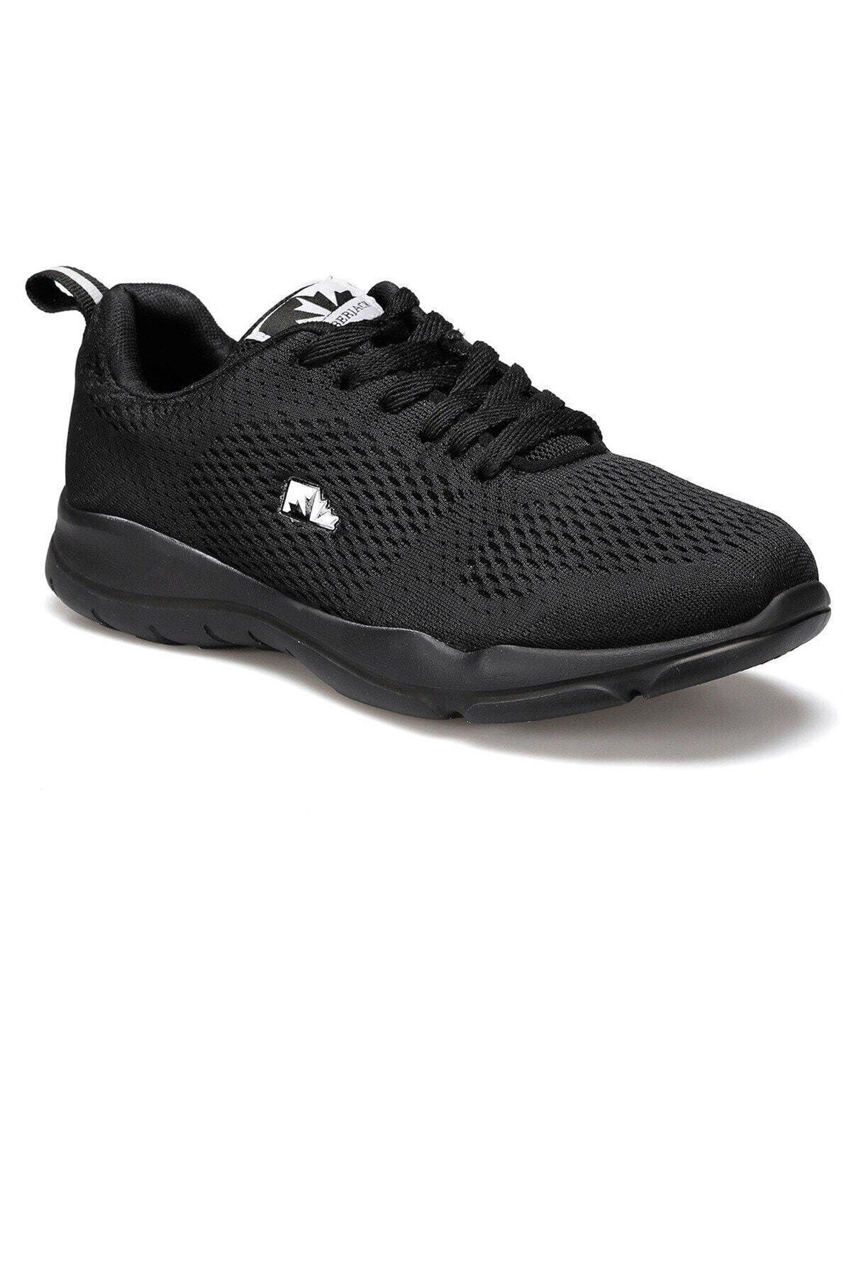 lumberjack AGATHA Siyah Erkek Comfort Ayakkabı 100497450 1