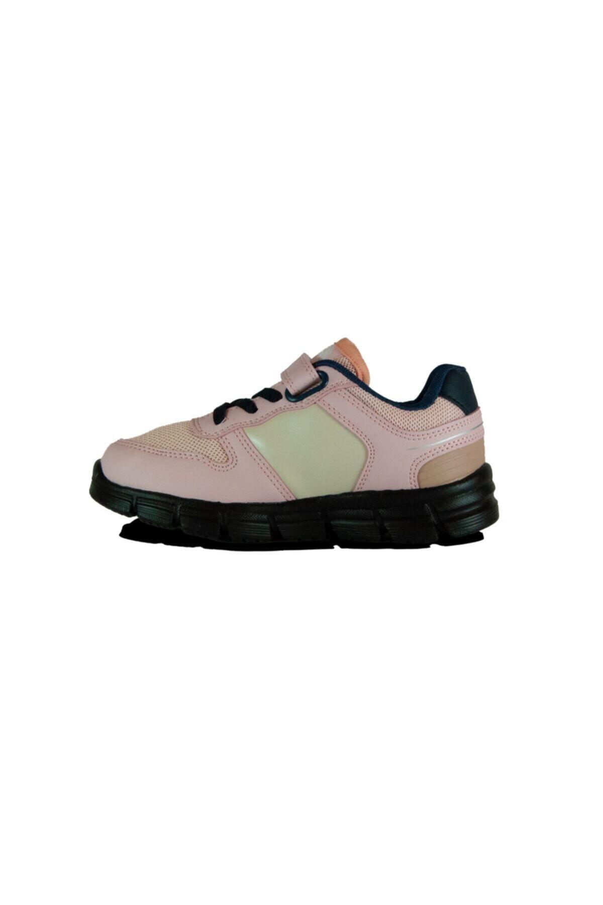 HUMMEL Kız Çocuk Pembe Koşu Ayakkabısı 2