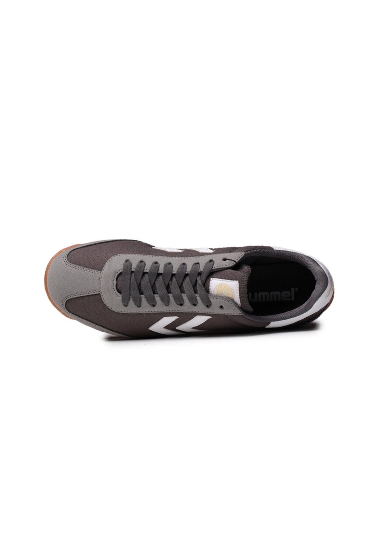 HUMMEL STADION III LIFESTYLE SHO Gri Erkek Sneaker Ayakkabı 100584576 2