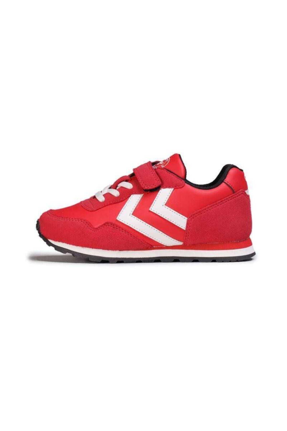 HUMMEL Unisex Çocuk Kırmızı Thor Jr Sneaker 2