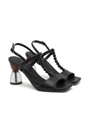 Desa Siyah Bella Kadın Sandalet
