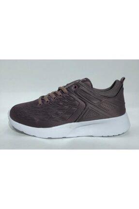 Kinetix Kadın Mor Bağcıklı Spor Ayakkabı