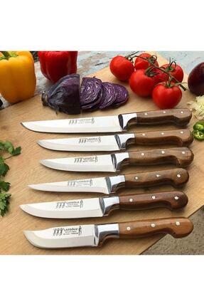 Lazoğlu Evo Mutfak Bıçak Seti 6'lı Set