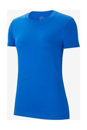 Nike Kadın Spor T-Shirt - Team Park 20 Tee - CZ0903-463