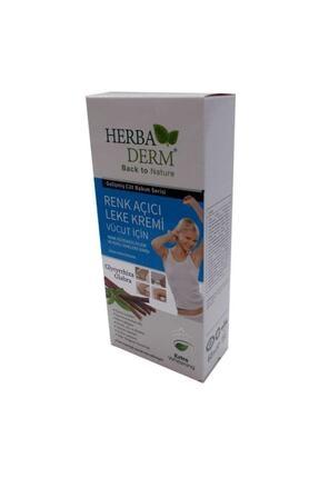 Herbaderm Vücut Beyazlatıcı Krem 60 ml