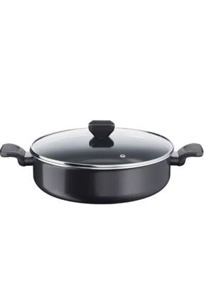 TEFAL Bronz Renk Titanium Easy Cook&clean 28cm Kısa Pilav Tenceresi