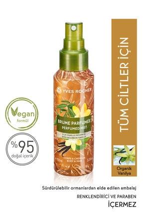 Yves Rocher Saç Ve Vücut Spreyi - Vanilya - 100 ml