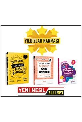 Artıbir Yayınları 2.sınıf Ünite Ünite//öğreten Yeni Nesil Soru Bankası//haftalık Ödev (((karekodlu Video Çözümlü))
