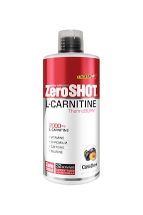 Zero Shot Zeroshot L-carnitine Plum 960ml