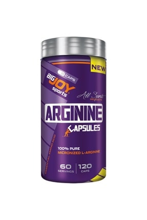 Big Joy Bigjoy Sports Arginine 120 Kapsül