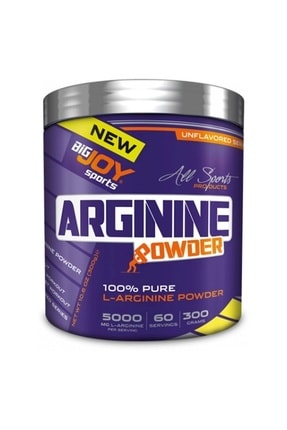 Big Joy Bigjoy Sports Arginine Powder 300g