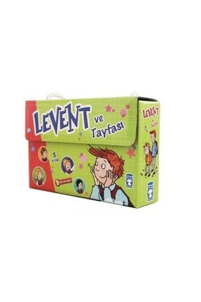 Timaş Çocuk Levent ve Tayfası 5 Kitap Set Mustafa Orakçı