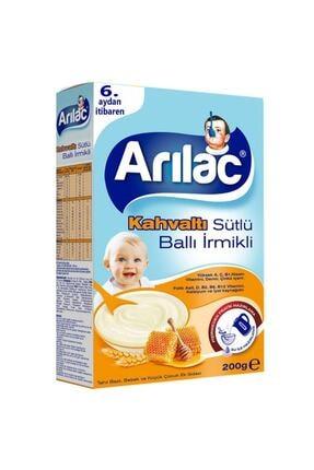 ARI Lac Kahvaltı Sütlü Ballı Irmikli Bebek Ve Küçük Çocuk Ek Gıdası 200 gr