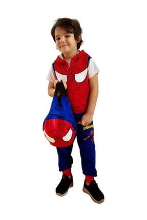 SPIDERMAN Örümcek Adam 4 Parça Eşofman Takımı