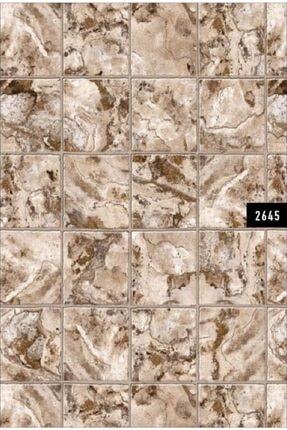 Oskar 2645 Fayans Görünümlü Duvar Kağıdı(5m2)
