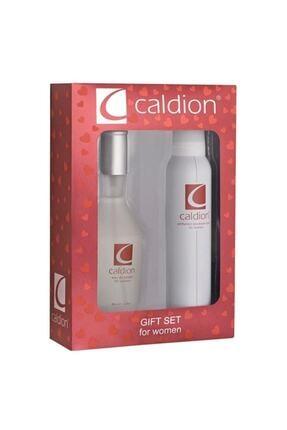 Caldion Classic Edt 100ml +deodorant Bayan Parfüm Seti