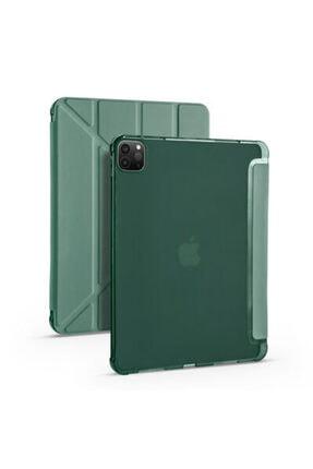 zore Apple Ipad Pro 11 2020 Kalem Bölmeli Tablet Kılıfı Ince Korumalı
