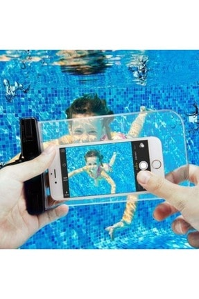 Shotex Xiaomi Black Shark 3 Cep Telefonu Uyumlu Su Geçirmez Telefon Kılıfı Su Altı Kabı