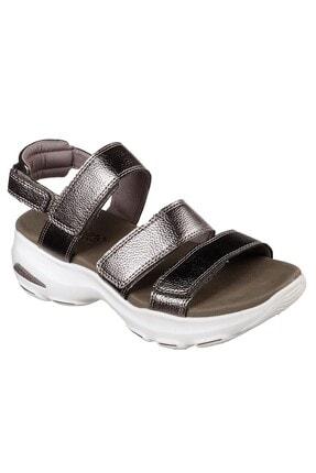 SKECHERS Kadın Sandalet 32382 Pew