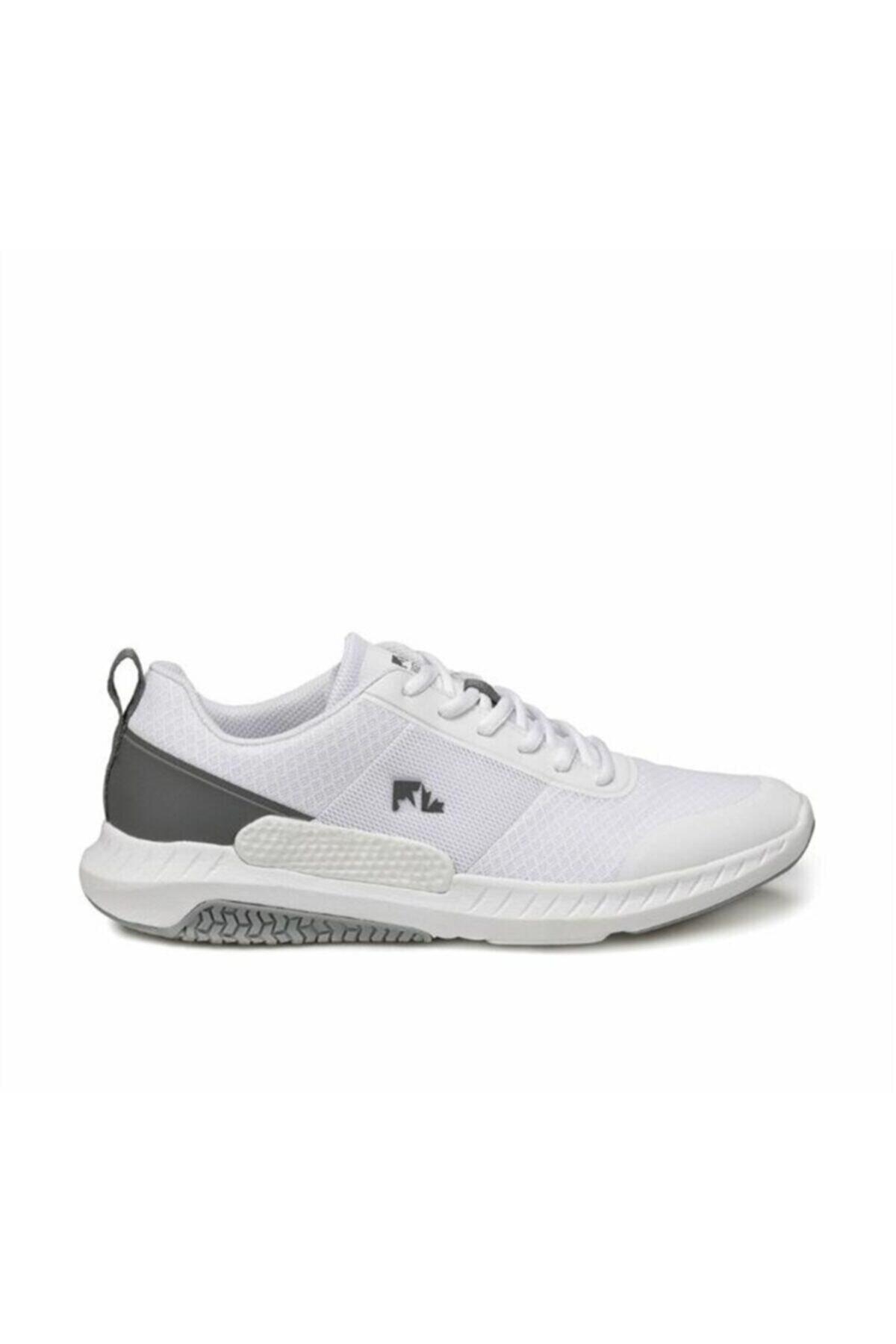 lumberjack AZURA Beyaz Erkek Koşu Ayakkabısı 100497475 1