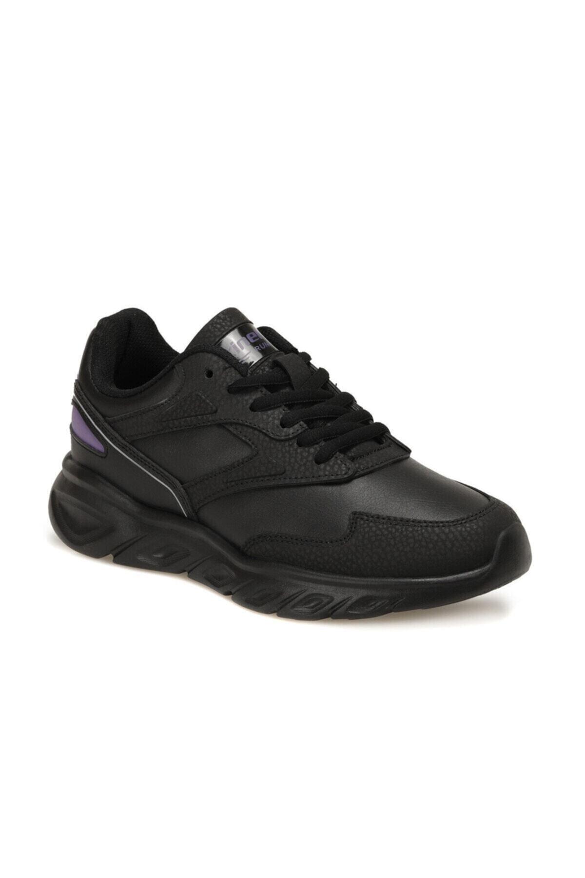 Kinetix BOTAN W Siyah Kadın Koşu Ayakkabısı 100535505 1