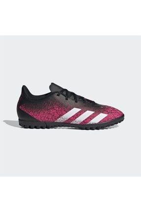 adidas Erkek Pembe Bağcıklı Halı Saha Ayakkabısı