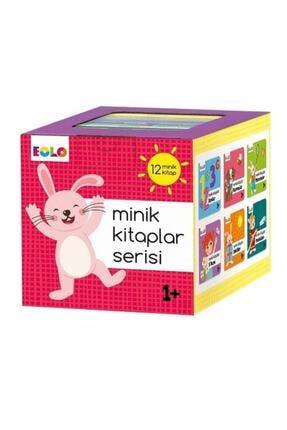 eolo yayınları Minik Kitaplar - 12 Bebek Kitabı