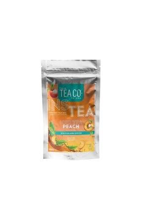 Tea Co Siyah Çay ve Şeftalili Soğuk Çay Karışımı