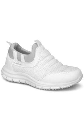 Callion Unisex Beyaz Spor Ayakkabı