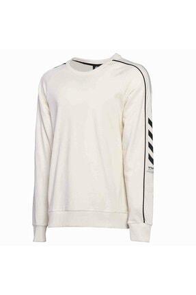 HUMMEL Erkek Ekru Massel Sweatshirt 921112-9024