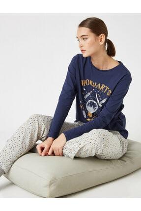 Koton Harry Potter Pijama Takimi Warner Bros Lisansli