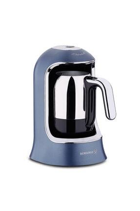 KORKMAZ Kahvekolik Azura Otomatik Kahve Makinesi