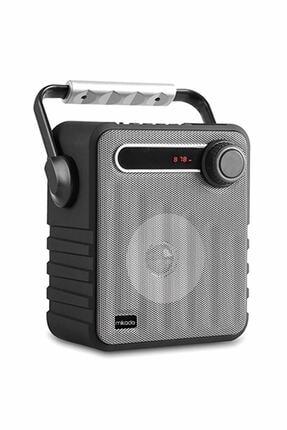 Mikado Md-1437 3w Gri Radyolu Bluetooth Taşınabilir Speaker