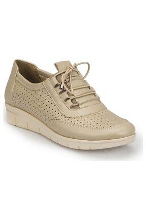 Polaris 81.158467 Bej Comfort Kadın Ayakkabı