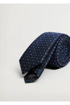 MANGO Man Geometrik Desenli Kravat